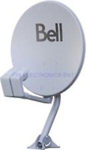 BELL HD SATELLITE DISH,TRIPOD & SATELLITE FINDER