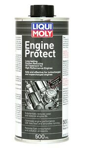 Liqui Moly ENGINE PROTECT 500ml friction reducing Engine Oil Treatment