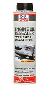 Liqui Moly ENGINE OIL RESEALER Stops leaks & exhaust smoke