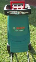 BOSCH AXT RAPID 2202 ELECTRIC POWER MULCHER Rouse Hill The Hills District Preview