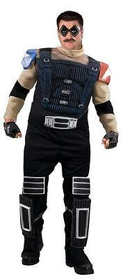 Watchmen Comedian Plus Size Adult Costume - Watchmen Costumes