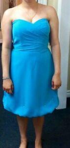 Small (4-6) Light Blue Dress