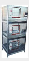 Rabbit Stacker Cages