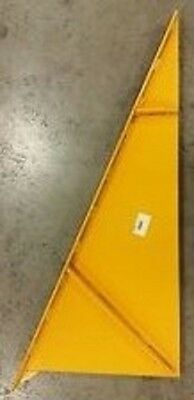 Alamo Industrial 02959952 A- Boom Arm Mower Front Guard Wldmnt