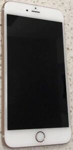 iPhone 6s plus 64 GB in excellent condition for sale
