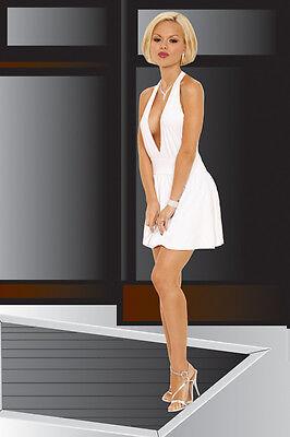 Hollywood Starlet L 12-14 UK Costume Fancy Dress Hen Night (Hollywood Kostüme Uk)