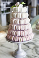 Personalized french macarons - style, flavour and presentation!