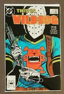 Wild Dog issue #1