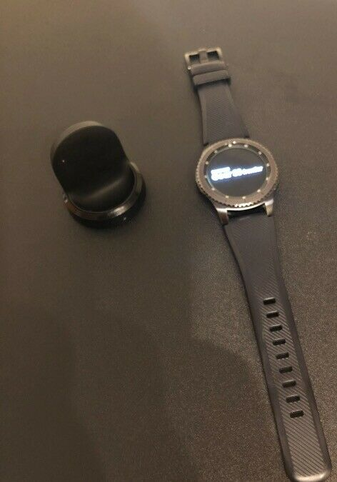 Samsung Galaxy Gear S3 Frontier Smart Watch    in Bridge of Don, Aberdeen    Gumtree