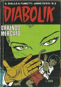 DIABOLIK-anno-XXXIII-n-2-Astorina-1994