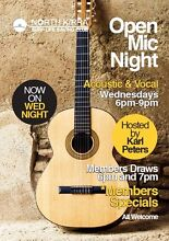 Open Microphone Night - Acoustic and Vocal - All Welcome! Currumbin Gold Coast South Preview