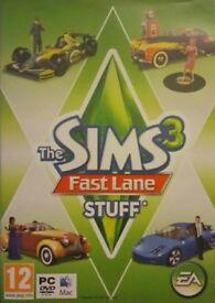 Sims 3: Fast Lane (PC)
