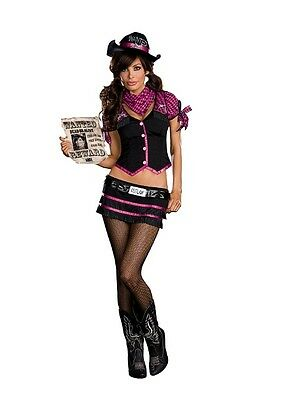 SEXY DREAMGIRL ROBYN D BANKS COSTUME-GANGSTER-FREE PRIORITY SHIPPING- 6418