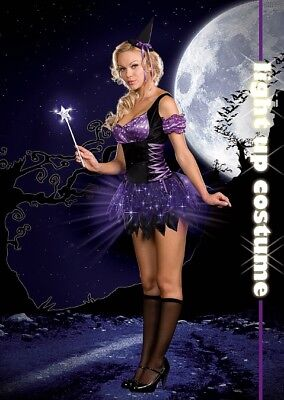 Switch Witch Costume Dream Girl Lingerie - Switch Witch Costume