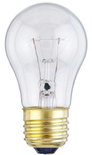 Westinghouse 0399500, 15w, 120v Clear Incand A15 Light Bulb,