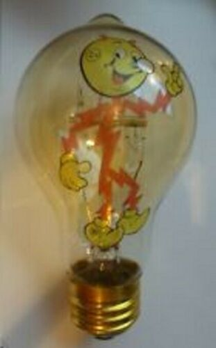Ready Kilowatt light bulb