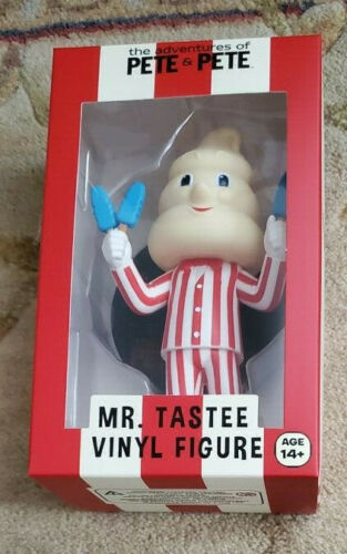 MR. TASTEE VINYL FIGURE NICKELODEON ADVENTURES OF PETE AND PETE