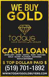CASH4GOLD - Highest price in town Guaranteed London Ontario image 4