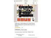 Kare CCTV System 4 Camera - Home small business
