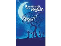 Looking for Actors for Midsummers Nights Dream Play