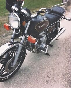 Honda CB 650 1979