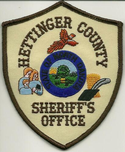 Hettinger County Sheriff State North Dakota ND