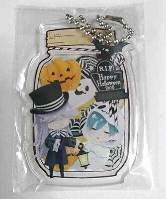 Black Butler Halloween (Black Butler Acrylic Keychain Undertaker Ciel Funtom Cafe Halloween Yana)