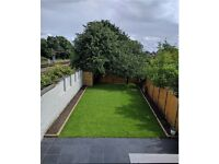 Complete Garden Renovation, Driveway, Patio, Fence, Turfing, Decking, Bespoke Sheds