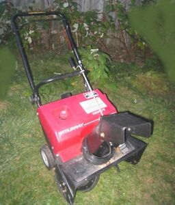 "Used Gas Snowblower Murray 3 HP 20"", great working"