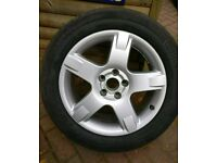 Audi a6 Allroad alloy wheels