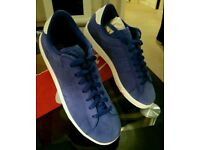 Brand new Nike Trainers Blue Suede Size 7