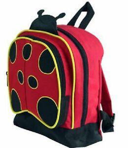 Ladybird-Rucksack-Bag-Backpack-8-Litre-Kids-Girl-Boy-25-x-22-x-10cm