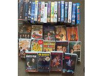 Job Lot of Videos (VHS)