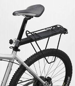 Alu-Gepäckträger 24 - 29 Zoll für MTB Fully Crossrad Rennrad Trekking universal