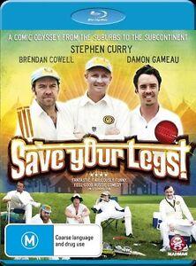 Save Your Legs! - Blu Ray New/Sealed Region B