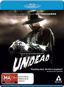Undead (Blu-ray, 2011) New & Sealed