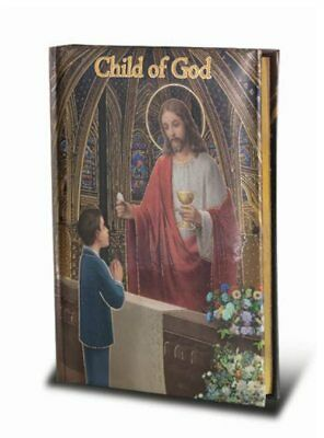 Child of God Prayer Book and Missal for a Boy - First Holy Communion Gift - Communion Gift For Boy