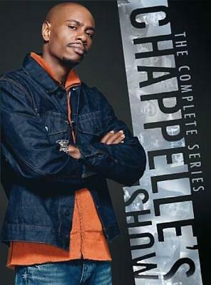 CHAPPELLE'S SHOW: THE COMPLETE SERIES NEW DVD