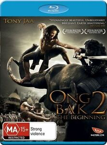 Ong Bak 2 (Blu-ray, 2010) Brand New Sealed