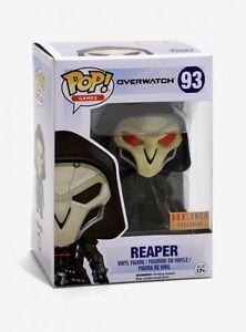 [BRAND NEW] Overwatch BOXLUNCH EXCLUSIVE Reaper Funko Pop!!