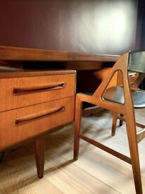 G Plan Vintage Style Desk & Chair