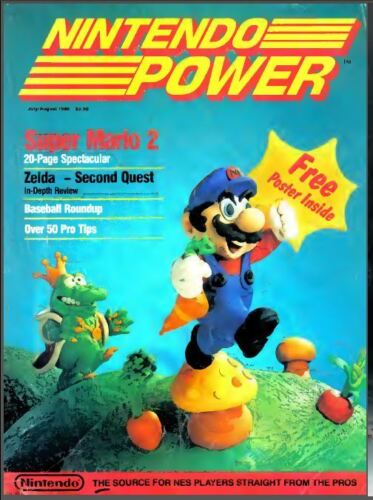 Nintendo Power 120 Issues On USB Flash Drive