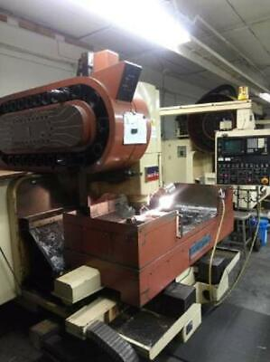 Okuma-howa 4va Machining Center 50 Taper Fanuc 11m Control With Tooling