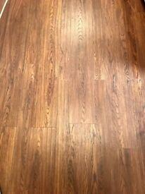 Engineered Dark Wood Flooring