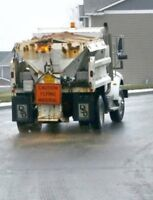 Snow removal & sanding services 24/7