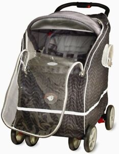 'Warm As A Lamb' Stroller Winter Cover