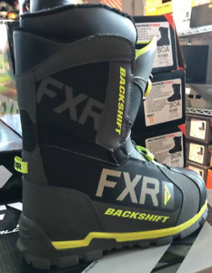 FXR BACKSHIFT BOA BOOT WITH REMOVABLE LINERS IN STOCK NOW!
