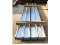 Roofing sheets ....Galvanised only.....3 metre lengths... £22.50 each...