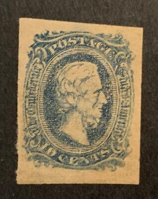 TDStamps: US Confederate States CSA Stamps Scott#11 Mint H OG