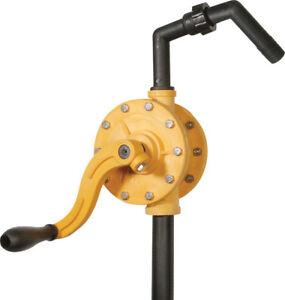 FS Rotary Barrel Pump